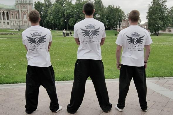 Heverest. ru и Street Union запускают линию одежды. Изображение № 1.
