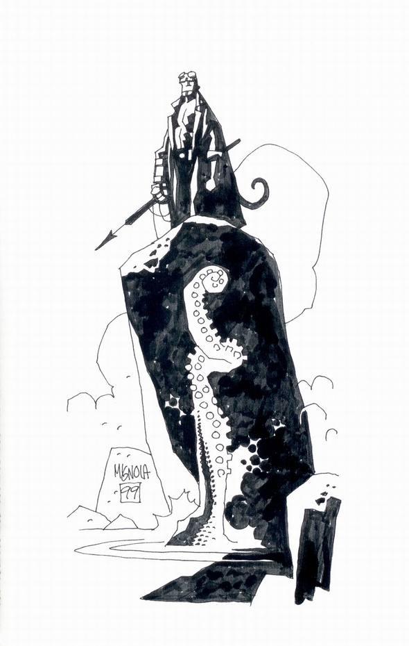 Hellboy. Изображение № 23.