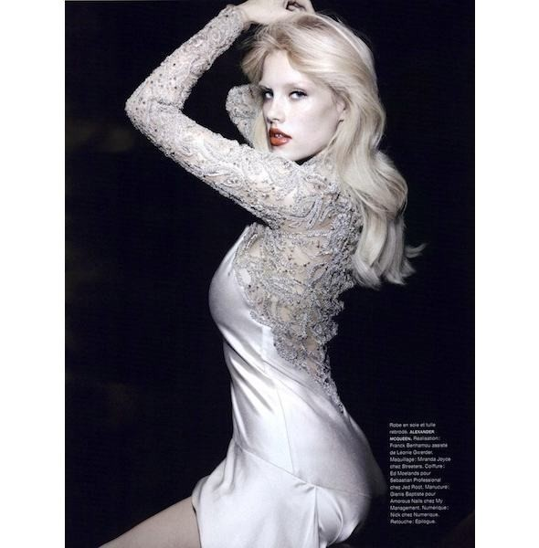 Новые съемки: Interview, Numero, Vogue и Zoo. Изображение № 12.