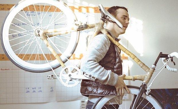 Создатели 5 странных байков о том, зачем изобретать велосипед. Изображение № 22.