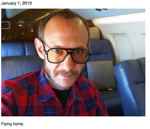 Терри Ричардсон ведет свой блог. Изображение № 21.