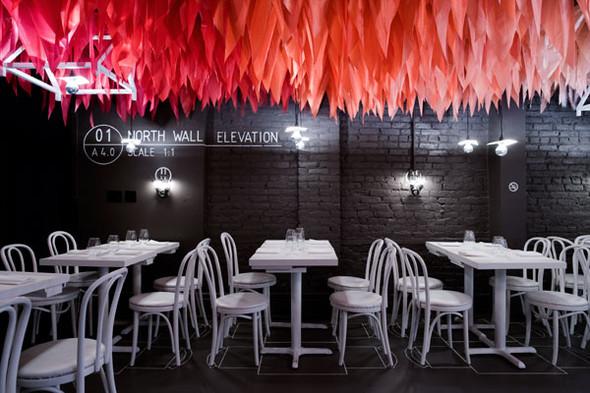 Место есть: Новые рестораны в главных городах мира. Изображение № 53.