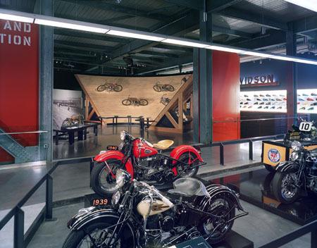 Музей Harley-Davidson вМилуоки. Изображение № 15.