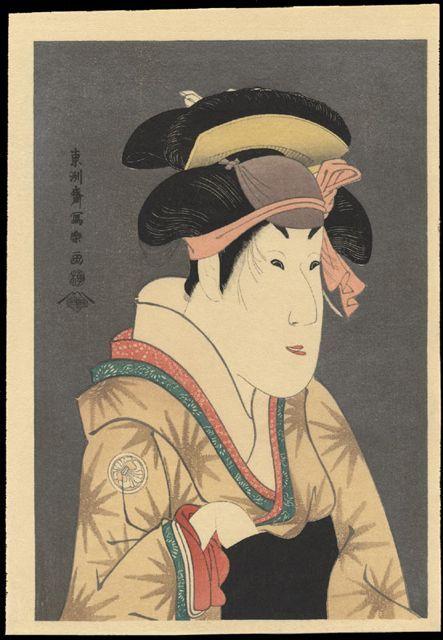 Кабуки – оннагата, токивадзу иживые куклы. Изображение № 7.