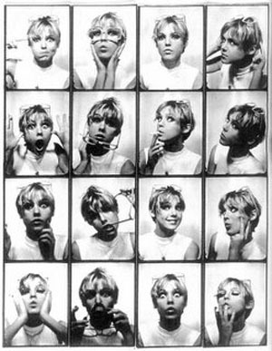 Edie Sedgwick – When Andy met Edie life imitated art. Изображение № 9.