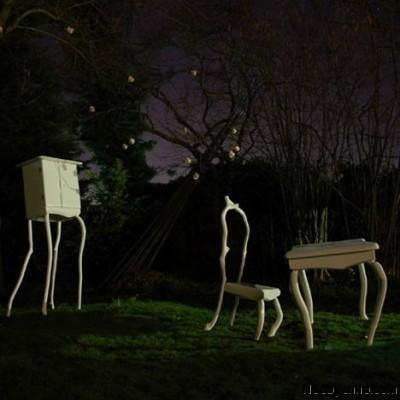 10-ка креативной мебели. Изображение № 3.