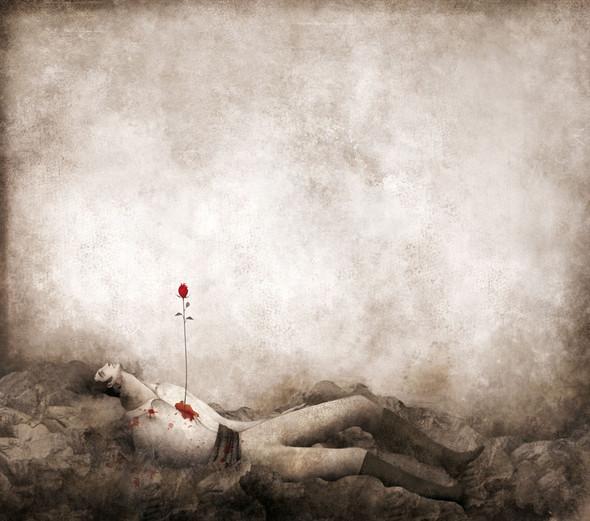 Luis Gabriel Pacheco - художник-иллюстратор. Изображение № 16.