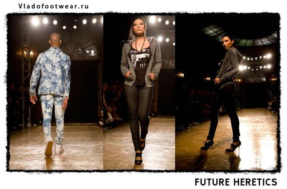 Vladofootwear & Future Heretics Показ 2009. Изображение № 8.