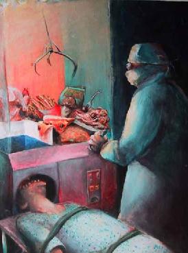 Страшное икрасивое вкартинах Andrew Esao. Изображение № 42.