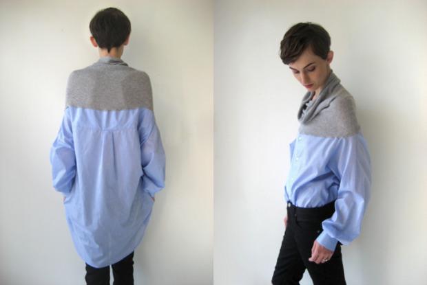 45 неожиданных идей для твоей рубашки. Изображение № 27.
