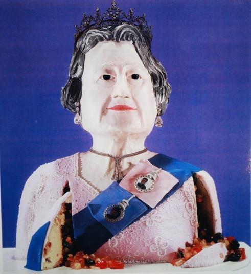 Невероятные торты от Сильвии Вейнсток. Изображение № 13.