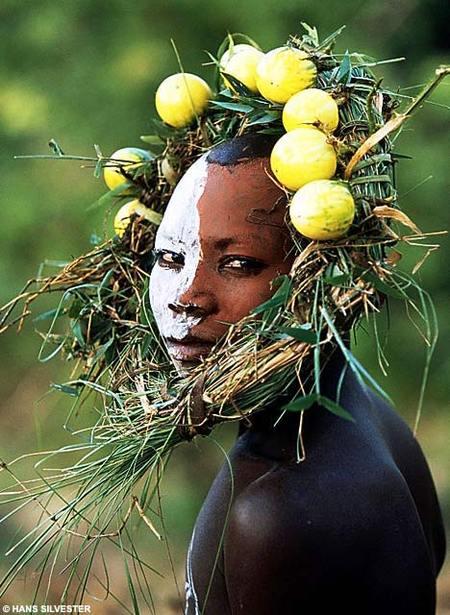 Best look battle по-африкански. Изображение № 12.