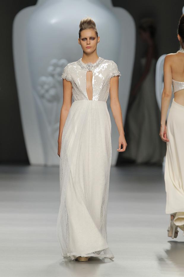 Madrid Fashion Week SS 2013: ANA LOCKING . Изображение № 29.