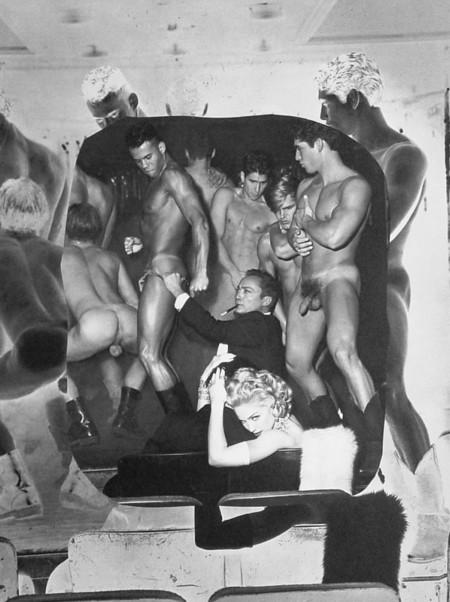 Книга Мадонны – «Секс». Изображение № 28.