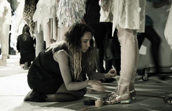 Фестиваль Hyeres: Дневник с бэкстейджа самого смелого конкурса в фэшн-дизайне. Изображение № 44.