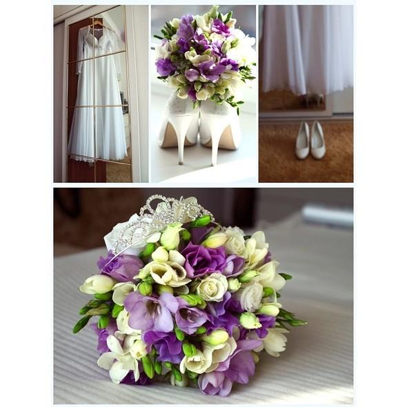 Цвет свадебного дня или праздник длиною в жизнь. Изображение № 7.