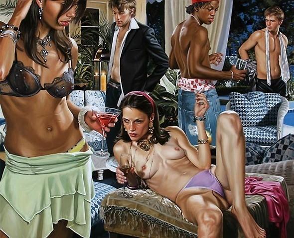 Изображение 25. Терри Роджерс выбрал для своего творчества тему молодежных фетишей: желание во всех ее переизбытках.. Изображение № 25.