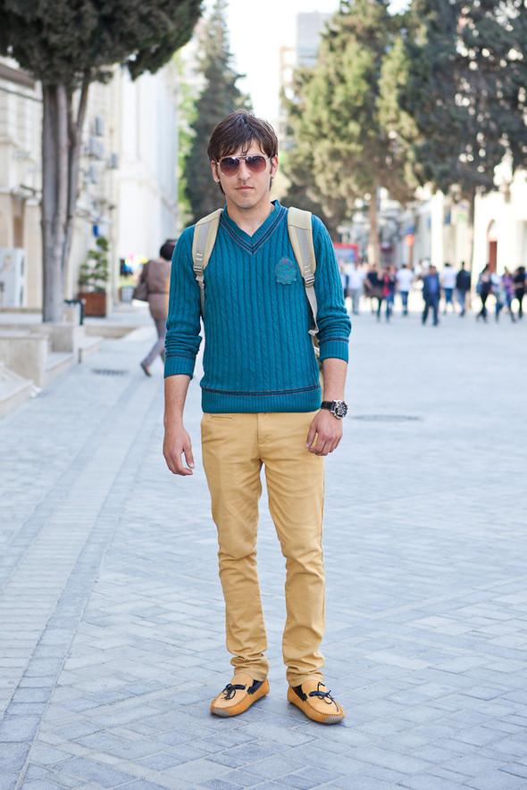 Baku Street Fashion | Spring 2012. Изображение № 33.