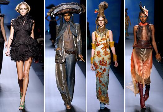 Жан-Поль Готье на неделе высокой моды 2010. Изображение № 4.