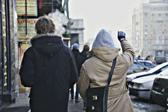 Один день в Москве: группа CasioKids. Изображение № 4.