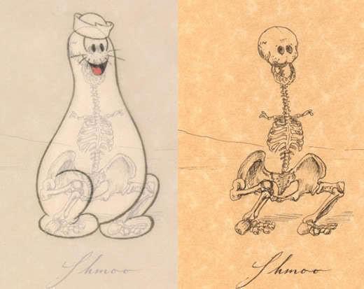 Изображение 5. Анатомия мульт-героев.. Изображение № 5.