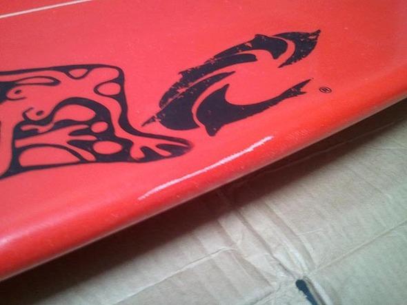 Избавляемся от вмятин на доске для серфинга. Изображение № 1.