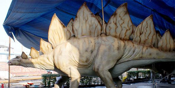 """""""Dinosaurs unleashed"""" или динозавры в Лондоне. Изображение № 5."""
