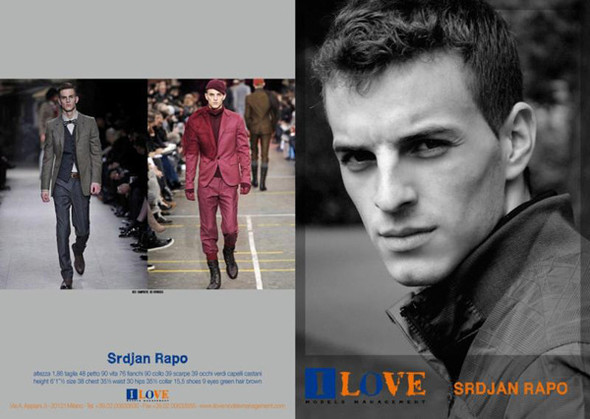 Show Package – Milan Men SS 10: I Love Models Mgmt. Изображение № 49.