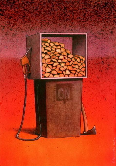Изображение 27. Карикатурист Pawel Kuczynski.. Изображение № 27.