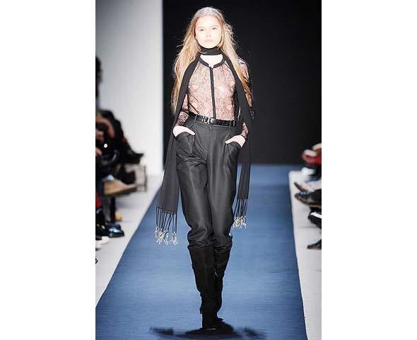 Неделя моды в Нью-Йорке: второй день. Изображение № 22.