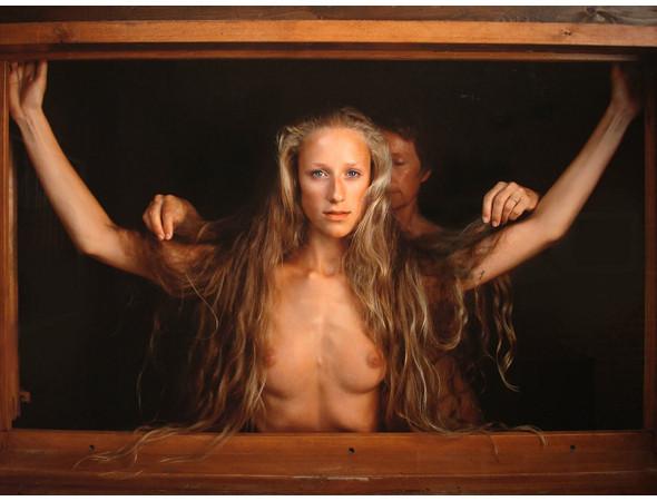 Части тела: Обнаженные женщины на фотографиях 1990-2000-х годов. Изображение №102.