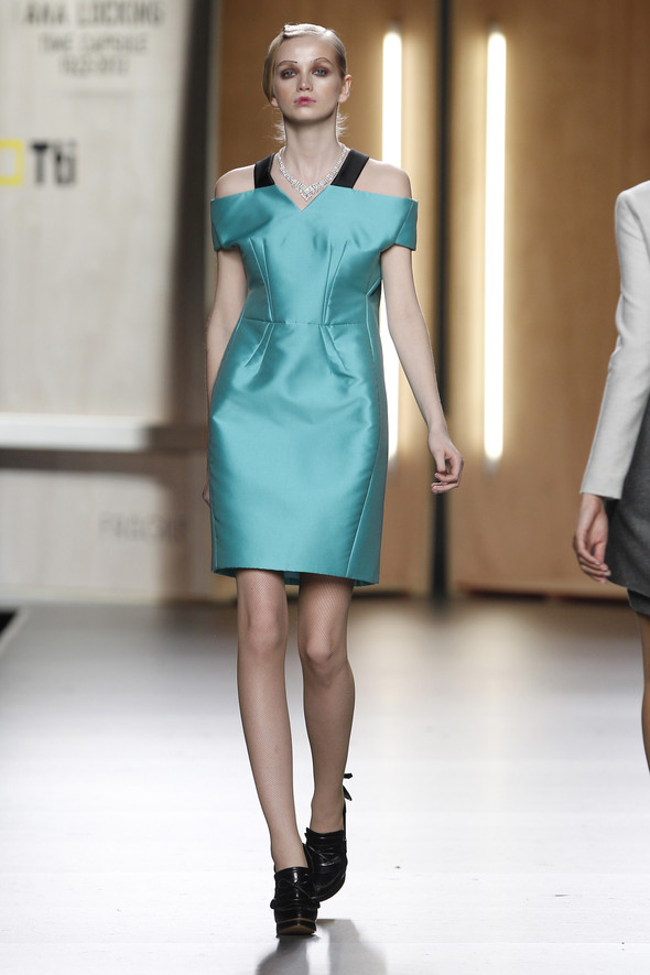 Madrid Fashion Week A/W 2012: Ana Locking. Изображение № 5.