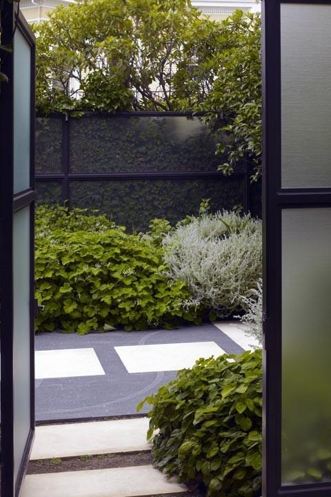 Зеленая резиденция SF от Lutsko Associates. Изображение № 9.