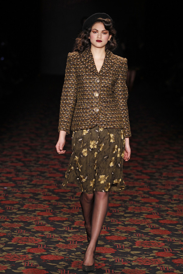 Berlin Fashion Week A/W 2012: Lena Hoschek. Изображение № 48.