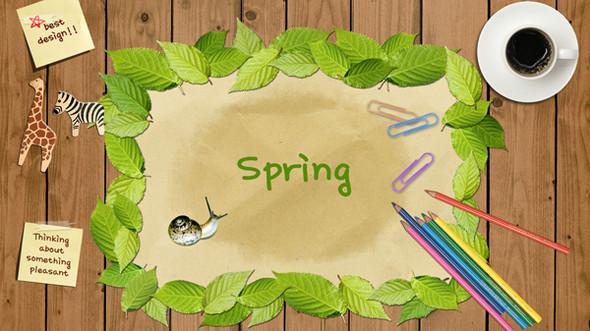 Весна идет! Создаем весеннее настроение. Изображение № 26.