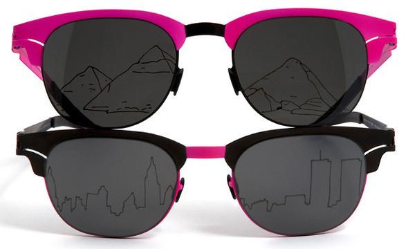 Изображение 5. Glasses news: новая коллекция Cheap Monday и Агата Сноу для Mykita.. Изображение № 5.