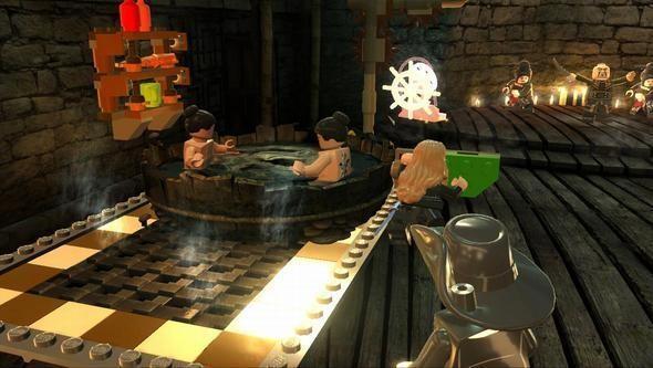 Изображение 24. Компания Disney выпустила игру «LEGO Пираты Карибского Моря».. Изображение № 23.