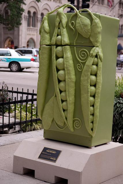 Изображение 15. 50 холодильников, которые можно назвать арт-объектами.. Изображение № 15.