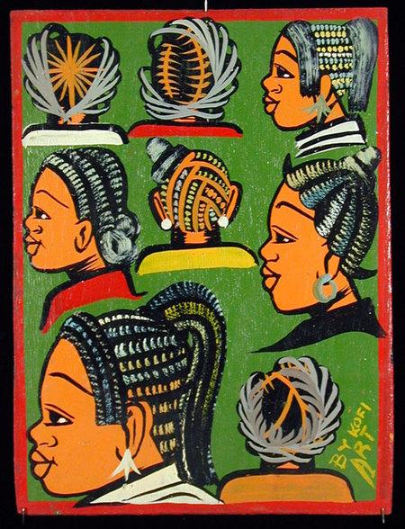 African Hairlooks. Изображение № 41.