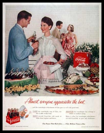 Изображение 64. Coca-cola – История бренда, история рекламы.. Изображение № 64.