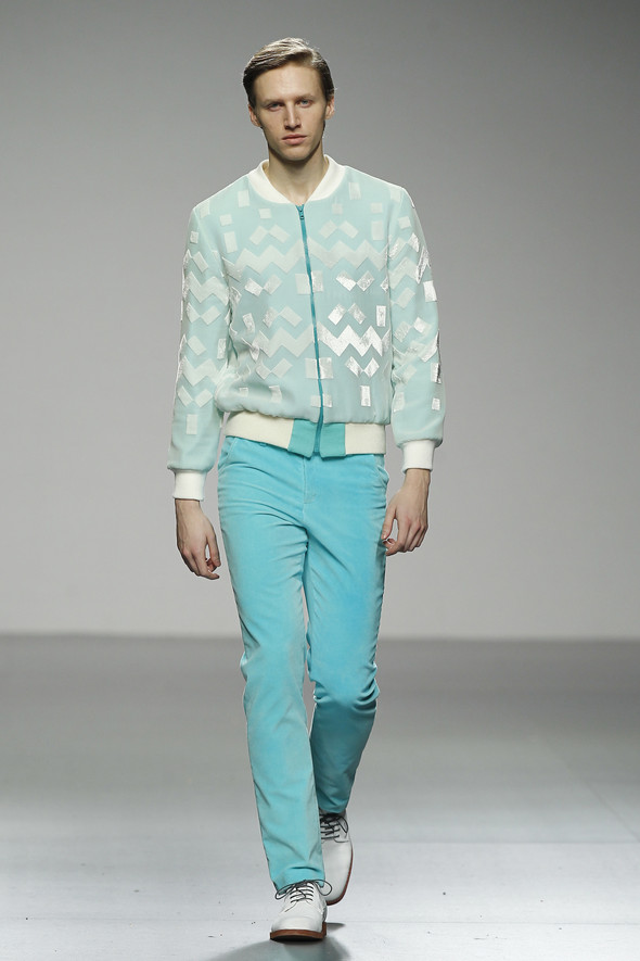 Madrid Fashion Week A/W 2012: River William. Изображение № 7.