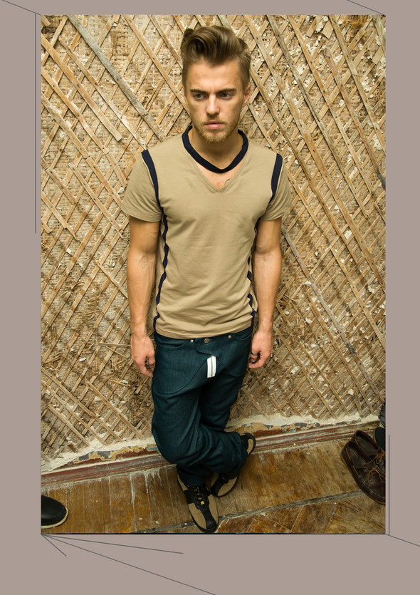 GeraGold мужская одежда. Изображение № 5.