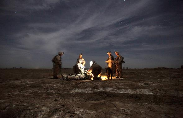 Афганистан. Военная фотография. Изображение № 229.