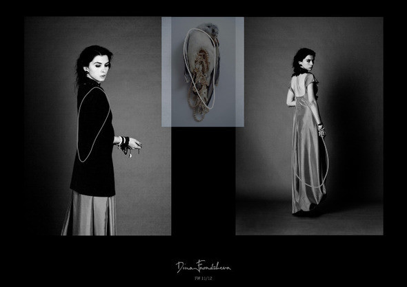 Изображение 4. Dina Faradzheva & Kristina Tops.. Изображение № 4.