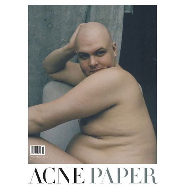 Новые обложки: Acne Paper, Rouge и другие. Изображение № 6.