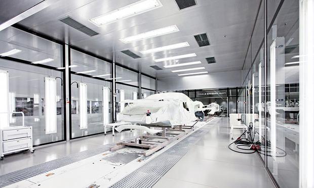 Технологический центр McLaren. Изображение № 10.