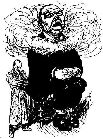 Карикатуры на писателей. Изображение № 2.
