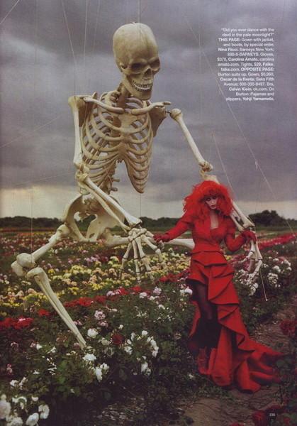 TimBurton's tric (Harper's Bazaar US). Изображение № 9.