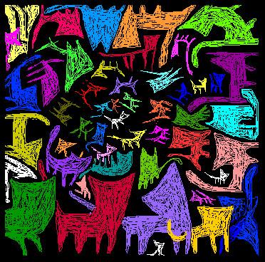 Длятех, ктолюбит котов, всемирную паутину ирисовать. Изображение № 2.