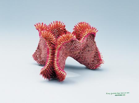 Greenpeace ads. Изображение № 6.